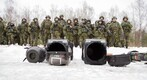 Ajateenijad lasid esimest korda tankitõrjesüsteemist Javelin.