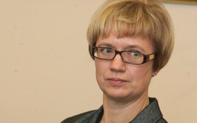 Dr Janika Kõrv.