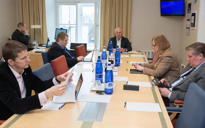 Majanduskomisjoni istung.