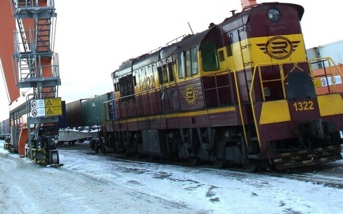 EVR Cargo is Estonia's state-owned rail cargo operator.
