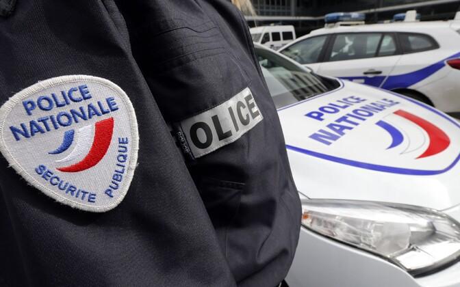 Prantsusmaa politsei.