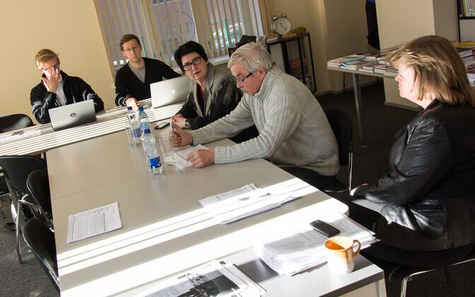 TEA kirjastuse kohtumine saneerimisnõustajateaga 17. märtsil.