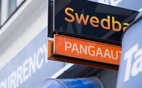 Swedbank в Эстонии решил изменить свою дивидендную политику.