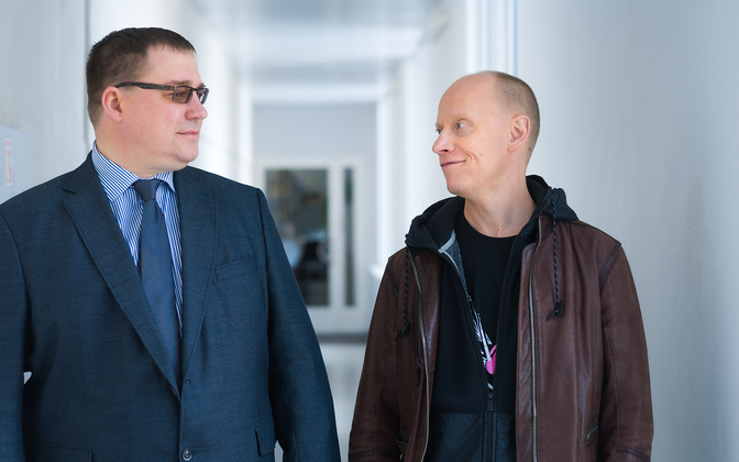 Andrus Karnau, Ahto Lobjakas, Olukorrast Riigis