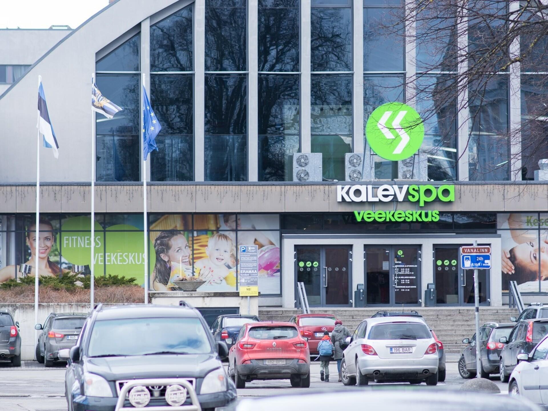 02809e6ff7b Kasutusluba ootav Kalev Spa on valmis uksi avama alates reedest | Eesti |  ERR