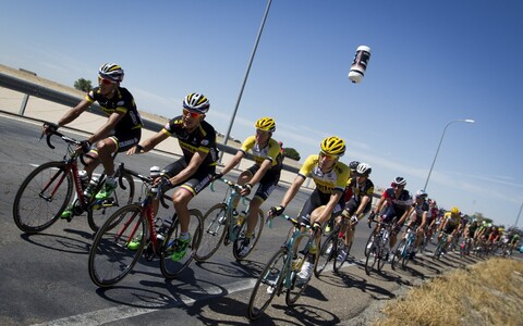 Ratturid Hispaania velotuuril ehk Vueltal.