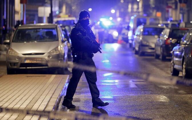 Belgia politsei.