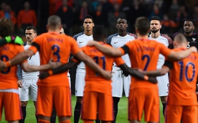 Holland - Prantsusmaa