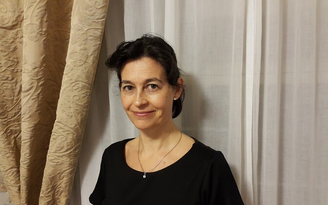 Lucia Riet de Mahhov