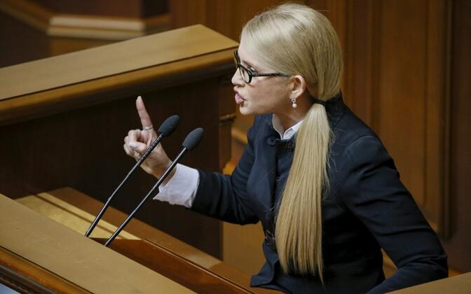 Julia Tõmošenko.