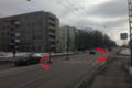 Sõle tänaval Puhangu ja Kaera tänavate vaheline lõik. Reguleerimata ülekäigurajal, mis külgneb Ehte tänavaga, peaks kaaluma kõrgendatud ohutussaare ehitamist, et tagada jalakäijatele võimalus sõidutee ohutumaks ületamiseks vajadusel peatuda. Ristmikul aut