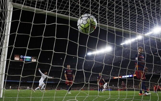 Barcelona - Madridi Real