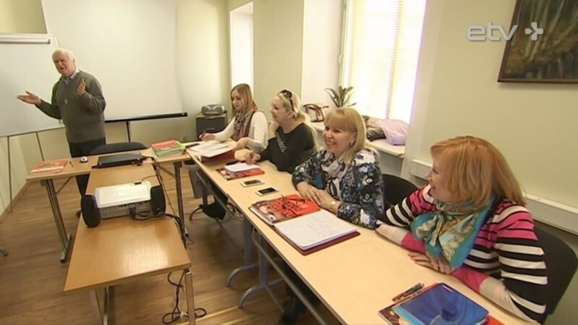 aa2e4af3 Регистрация на бесплатные курсы эстонского языка начнется 31 января    Эстония   ERR