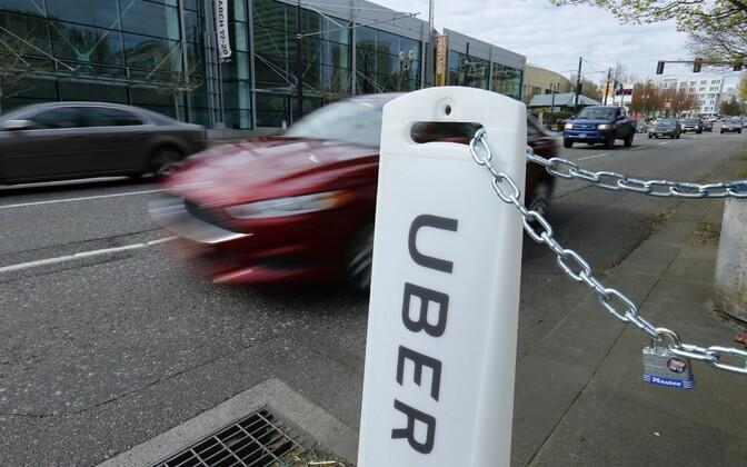 Власти Лондона отобрали лицензию уUber