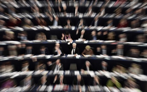 Европарламент поддержал предложение сократить размер парламента с 751 до 705 мест.