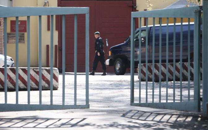 Lefortovo vangla Moskvas.