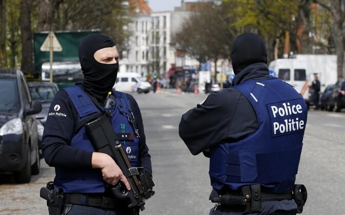 Belgia politsei