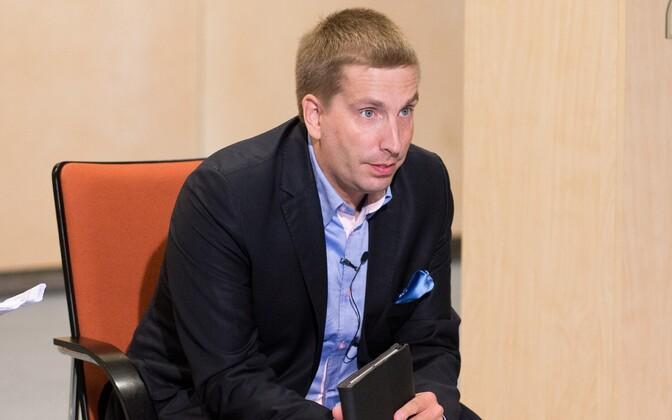 SEB analyst Peeter Koppel.
