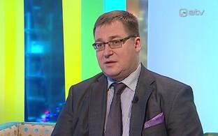 Andrus Karnau is the editor-in-chief of Lääne Elu and one of the presenters of Olukorrast riigis (