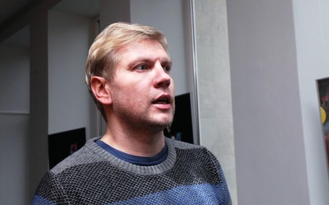 lavastaja Tanel Jonas
