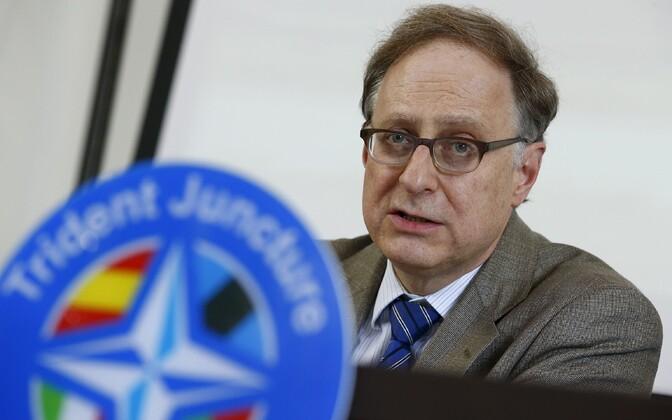 NATO asepeasekretär Alexander Vershbow.