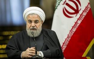Iraani president Hassan Rouhani.