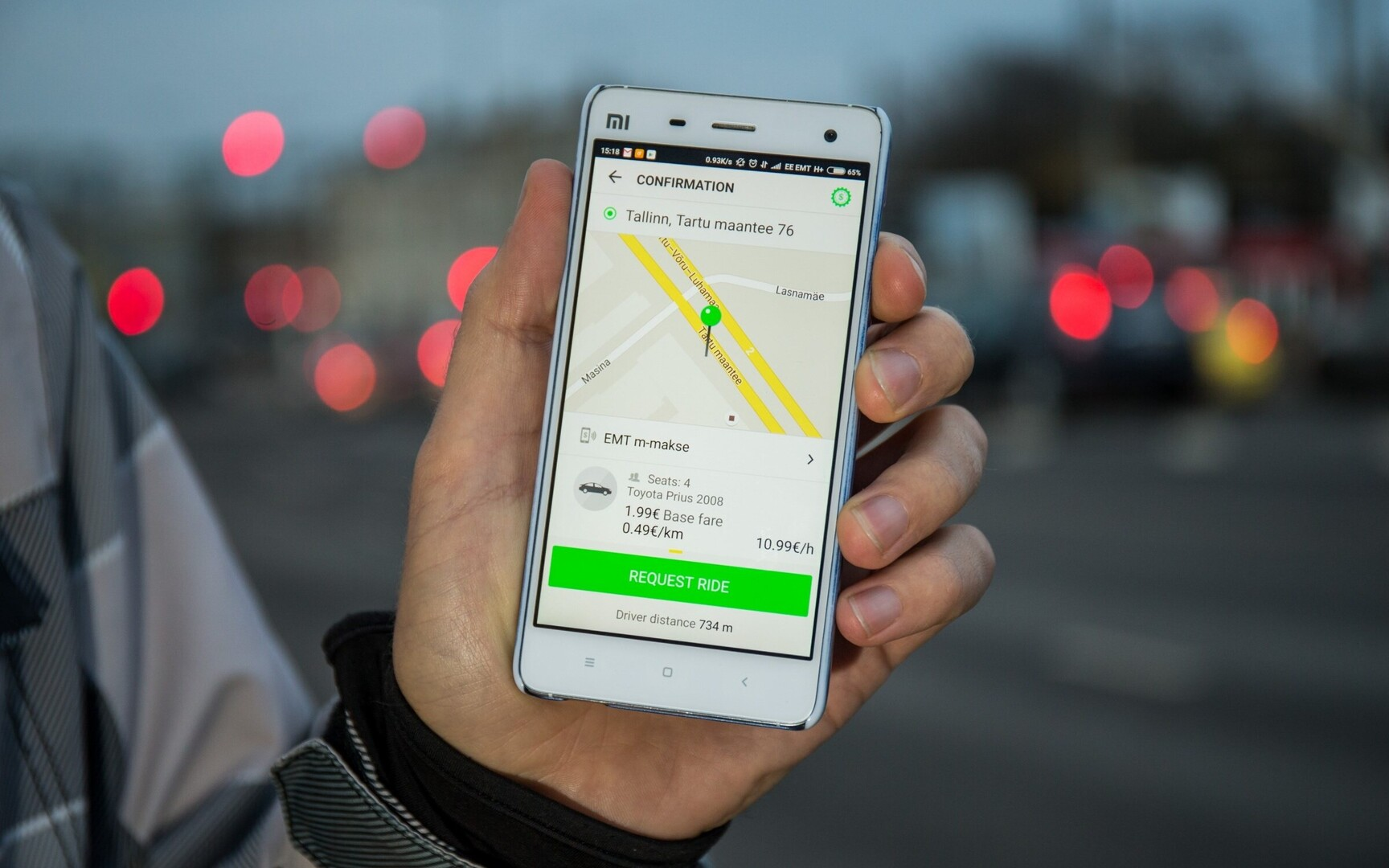 Rideshare drivers will have to pay higher insurance premiums