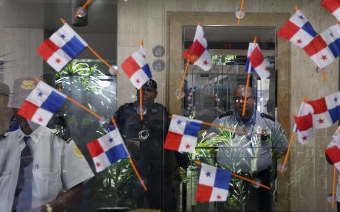 Mossack Fonseca advokaadibüroo esindus Panamal.