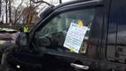 Забастовка противников узаконивания Uber и Taxify