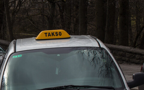 Такси. Иллюстративное фото.