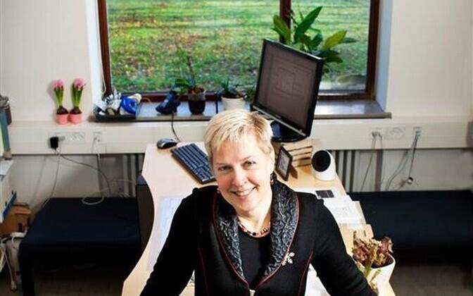 Kopenhaageni ülikooli professor Hanne Andersen.