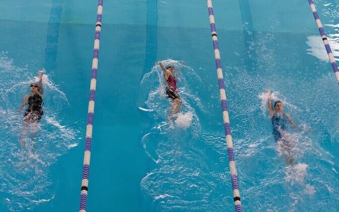 Ujumise Baltimaade meistrivõistlused.