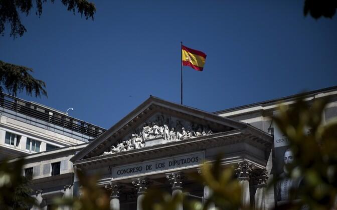 Hispaania parlament.