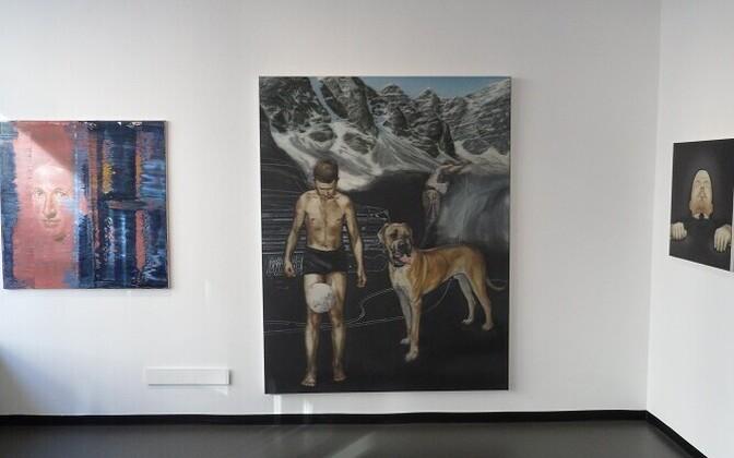 Ivar Kaasiku näitus Münchenis.