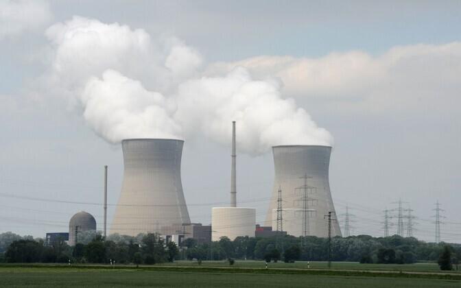 Gundremmingeni tuumaelektrijaam.