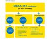 OSKA IKT valdkonna raporti infograafika