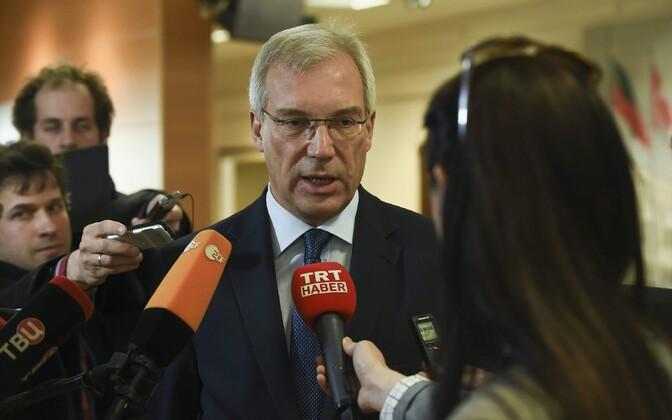 Venemaa alaline esindaja NATO juures Aleksandr Gruško.