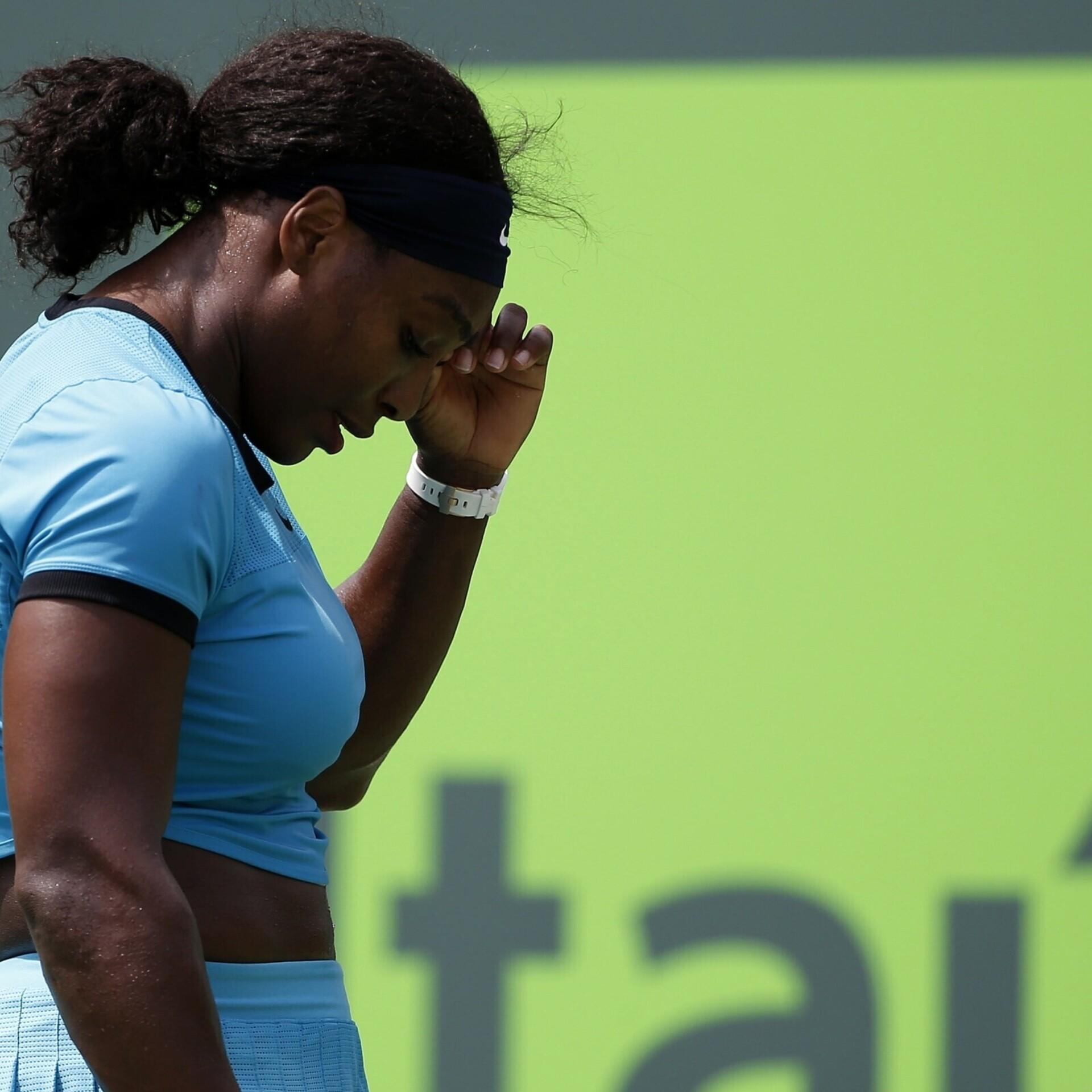 Grippi haigestunud Williams jätab Madridi turniiri vahele  78e01c278e