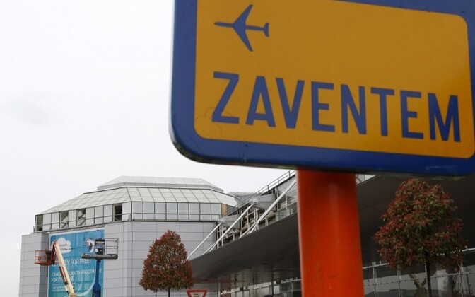 Брюссельский аэропорт Завентем.