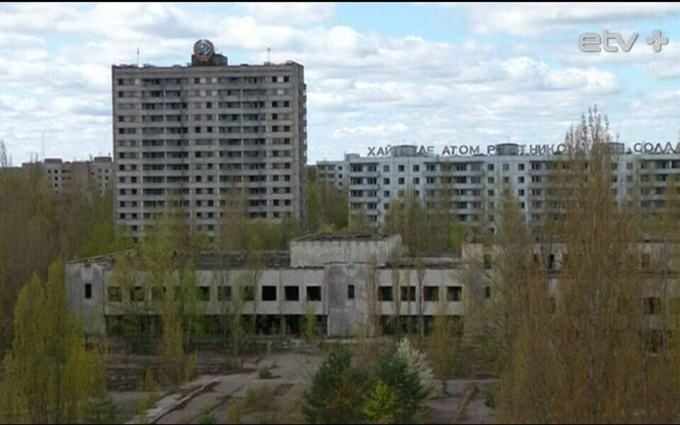 Чернобыльская трагедия.