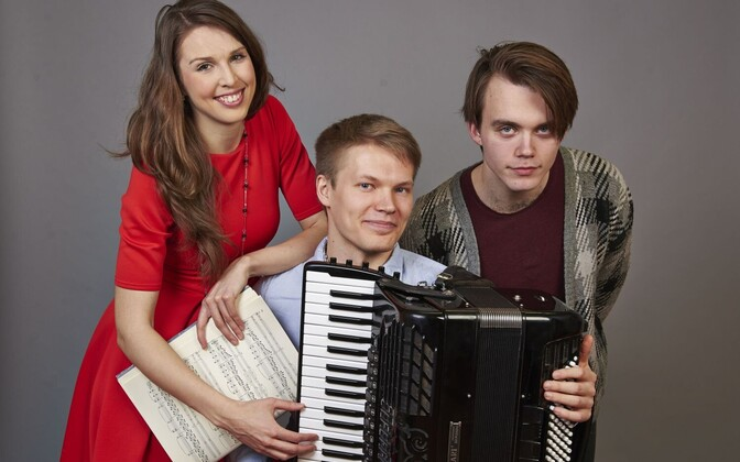 Klassikaraadio tuleb külla: Kristiina Rokashevich, Mikk Langeproon, Karl Johan Kullerkupp