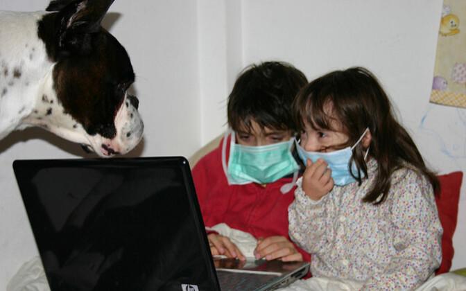Haiguste põdemine tugevdab immuunsüsteemi.