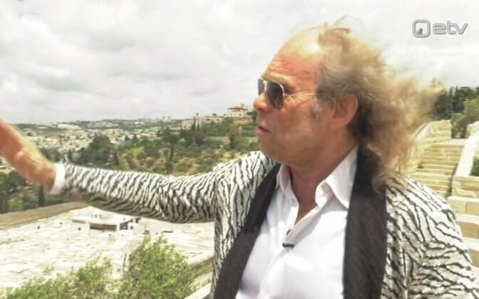 Andres Mustonen Jeruusalemmas