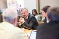 Siim Kallas kohtumisel Reformierakonna fraktsiooniga.