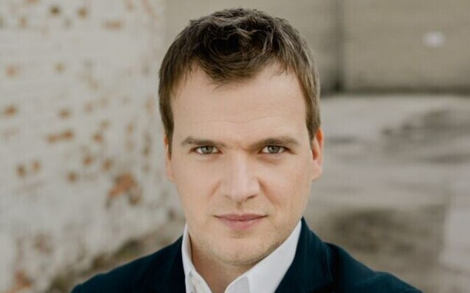 Dirigent Risto Joost