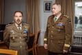 NATO Brunssumi väejuhatuse ülem kindral Salvatore Farina Eestis.