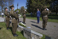 Teise maailmasõja ohvrite mälestamine Tallinnas.