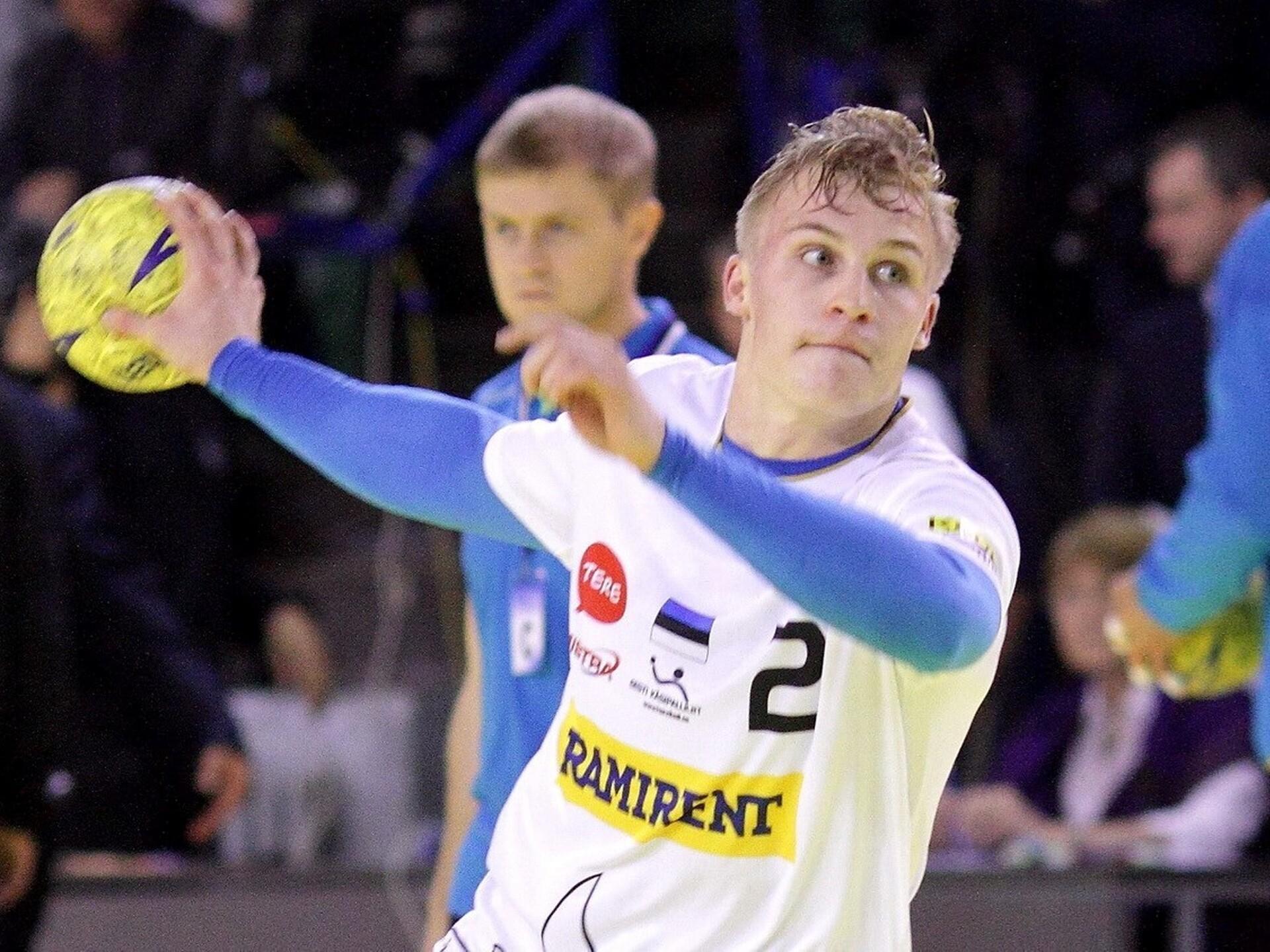 2179a8e80ad Käsipallurid välismaal: Pinnonenile Islandil hõbe, Celminšil Sloveenias  pronks sihikul | Käsipall | ERR