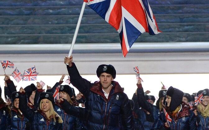 Suurbritannia lipp