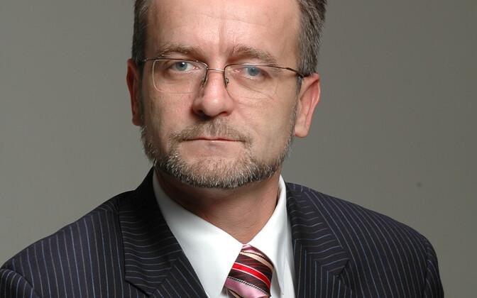Läti justiitsminister Dzintars Rasnačs (Rahvuslik Liit